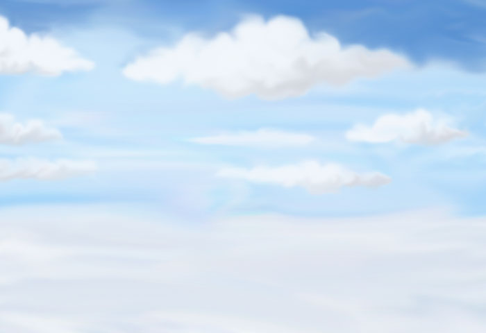 Sky sketch by plus-det-loese