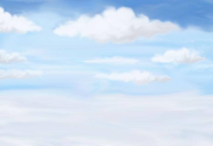 Sky sketch by plus-det-loese