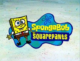 SpongeBob SquarePants Intro Logo (My Version)