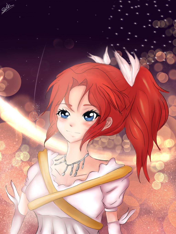 princess molly by Shadow-sah