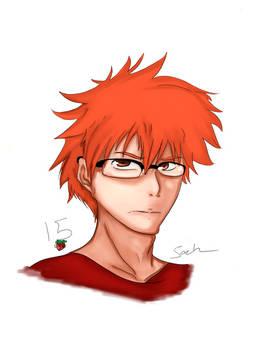 ichigo glasses