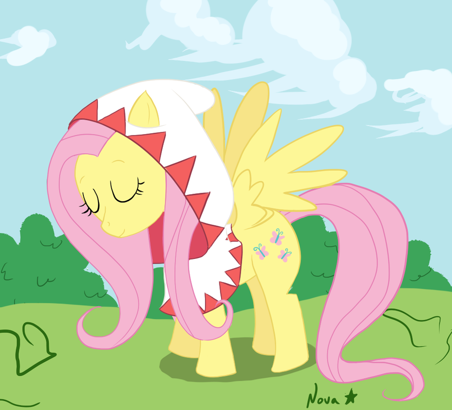 white_mage_fluttershy_by_lostallreason-d