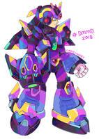 Ultimate Armor X - DMMD by Omnilunary