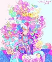 The Cyber Elf Prince by Omnilunary