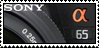 Sony A65 Stamp by djkb-stamps