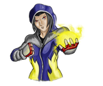 Sasuke Kazama redraw