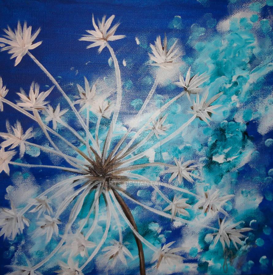 Snowflake Dandelion