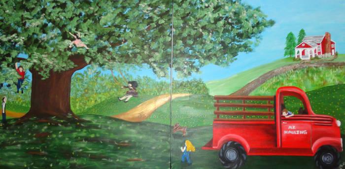 Gram's Mural