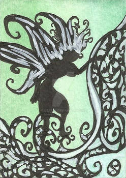 365DCCDay69 Wind Fairy