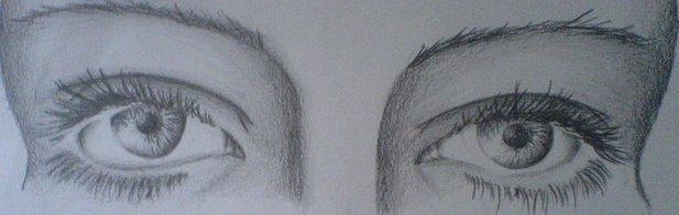Realistic Eyes by FuujinCZ