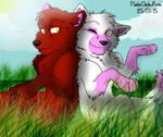 Mangle And Foxy|I love you|#2