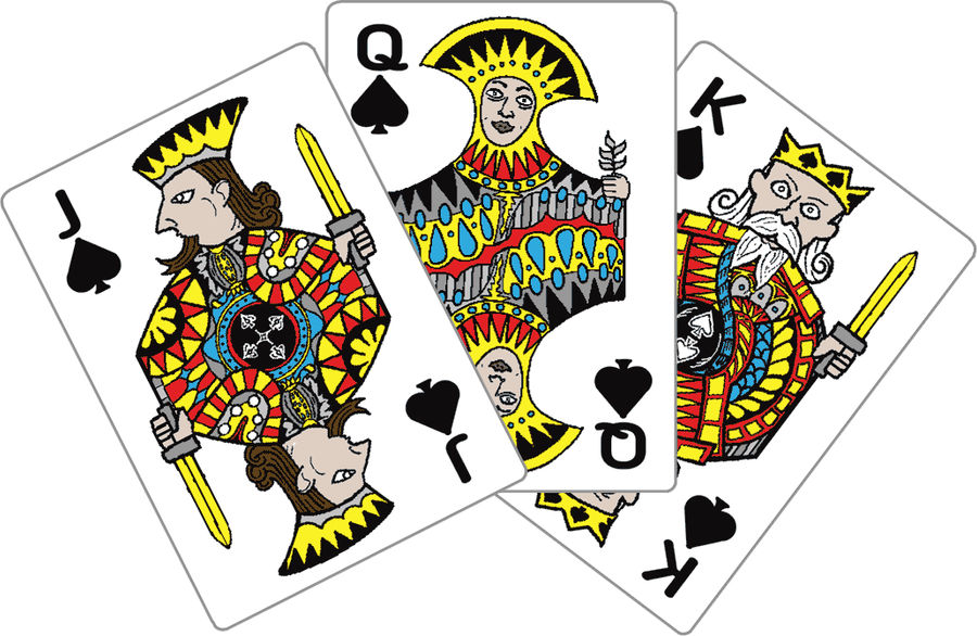 Spades for the Blue Sea deck