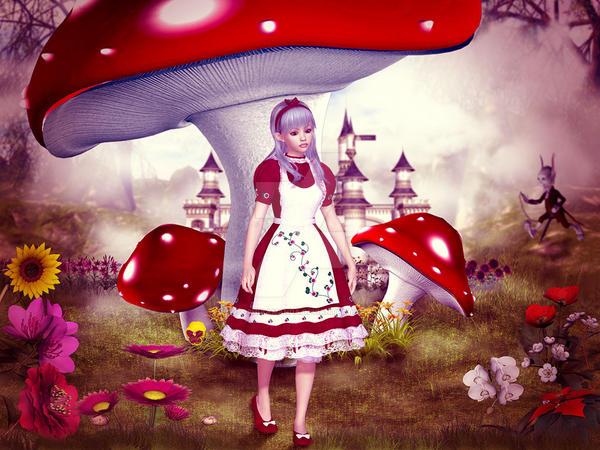 Alice by SophiaAmanda