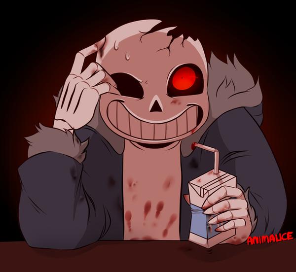 скачать игру Horrortale img-1