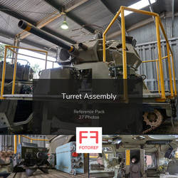 27 photos of Turret Assembly