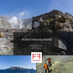 839 photos of Active Volcanic Island