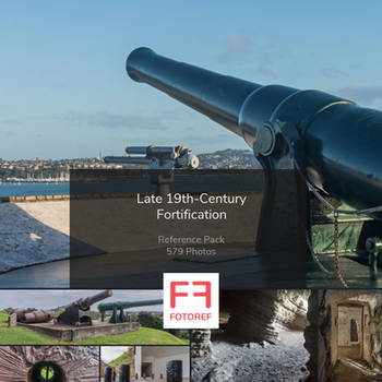 579 photos of Late 19th-Century Fortification by Fotoref