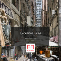 229 photos of Hong Kong Slums