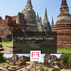 399 photos of Four Large Pagoda Temple
