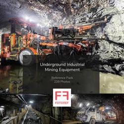 Underground Industrial Mining Equipment