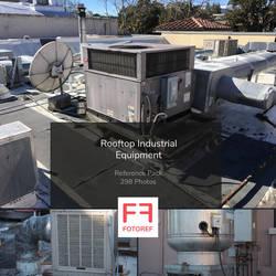 298 photos of Rooftop Industrial Equipment