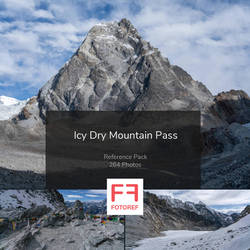 264 photos of Icy Dry Mountain Pass