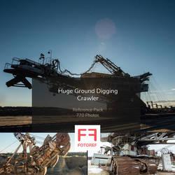 770 photos of Huge Ground Digging Crawler
