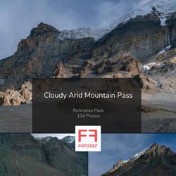 104 photos of Cloudy Arid Mountain Pass