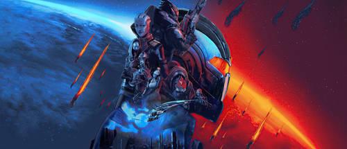 Mass Effect Legendary Edition Wallpaper