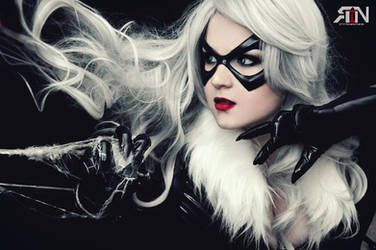 Black Cat Caught! by UxiCosplay