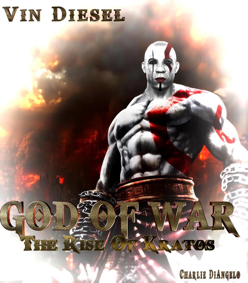 God Of War Movie Vin Diesel