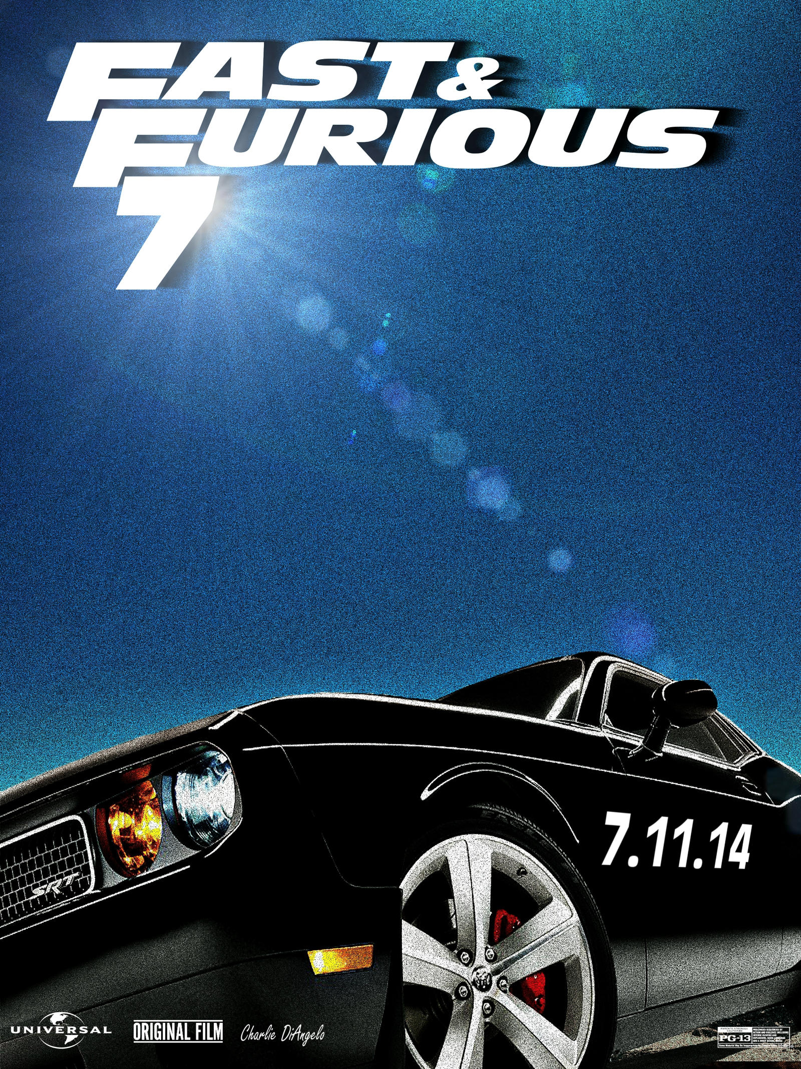 Fast And Furious 7 Poster Download
