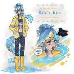 [GA] Rain's Bite [AUCTION CLOSED] [SPIRITUS ORIS]