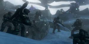 Ambush on the Blizzard by BossVeteran