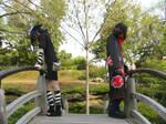 Itachi and Sasuke.