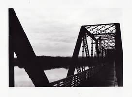 the bridge again..