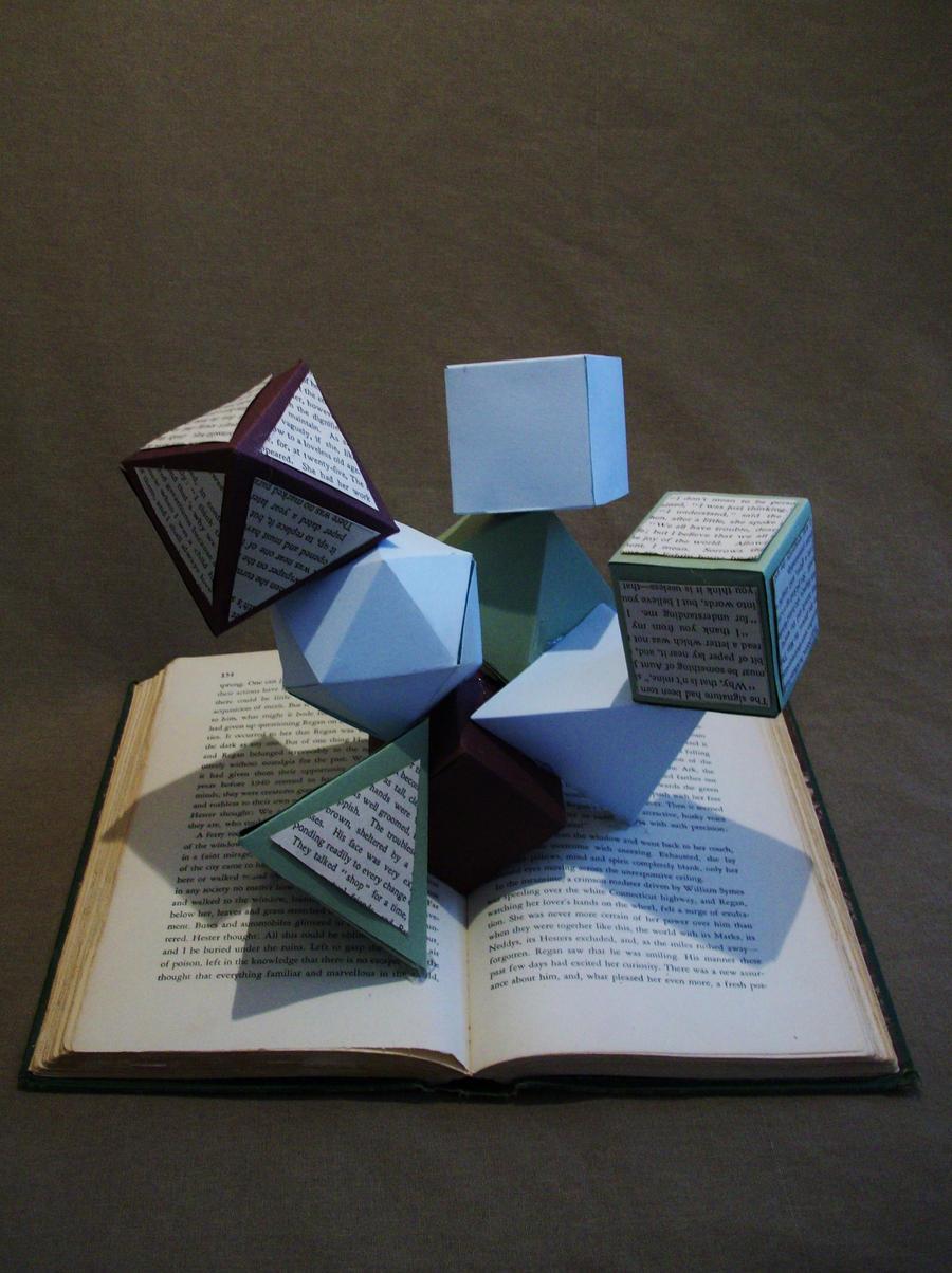 platonic solids by jasminenicolex on DeviantArt Platonic Solids Art