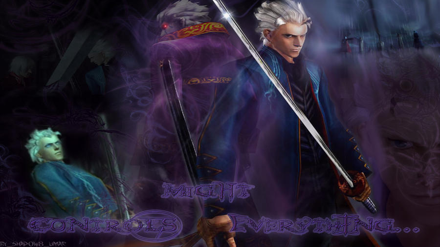 Devil May Cry 3 Vergil by shad0w8Vergil Devil May Cry 1
