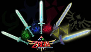The Legend of Zelda Skyward Sword Evolution V2