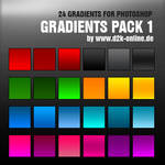 24 GradientPack 1 - FREE