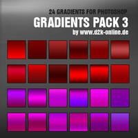 24 GradientPack 3 - FREE by dude2k