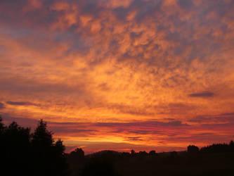 Infernal Sunset by dude2k