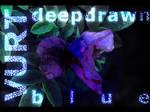 deepdrawn blue