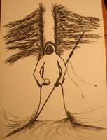 Angel by TheatreAyoo