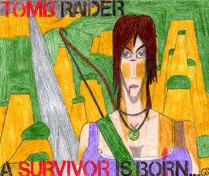 A Survivor Is Born... by Shiron91