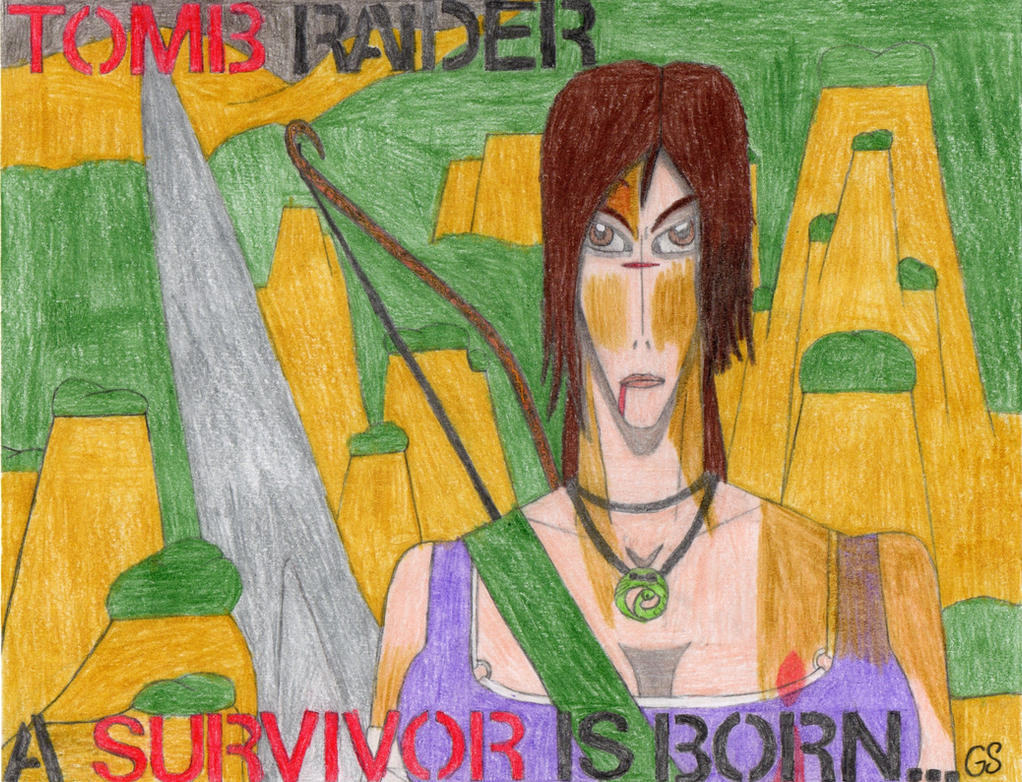 Tomb Raider Reborn Contest - Entry 3 (Unedited) by Shiron91