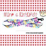 Mane 6 Lanyards