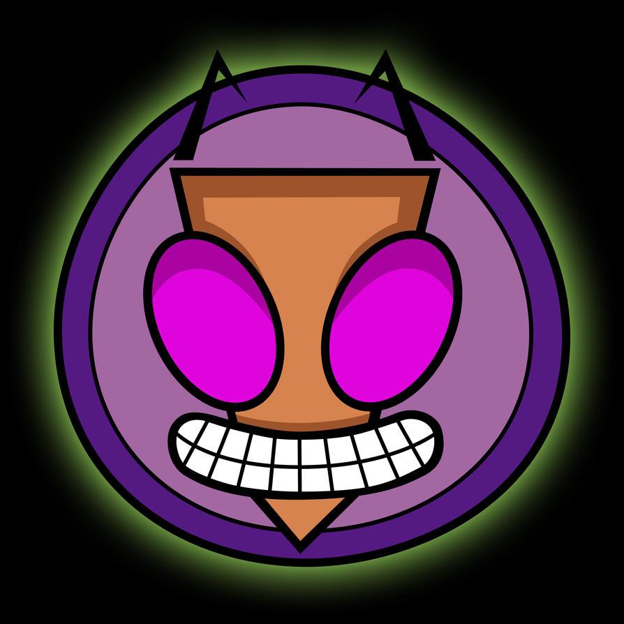 Invader Zim Logo By Danial79