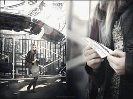 Ticket by kefirux