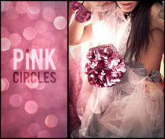 Pink Circles 4 by kefirux